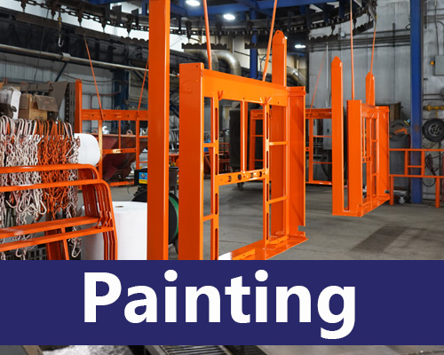 JWF Industries Capabilities Painting