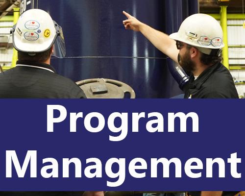 JWF Industries Capabilities Program Management