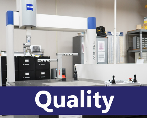JWF Industries Capabilities Quality