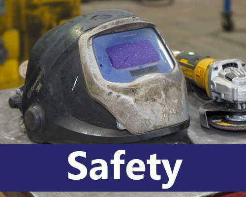 JWF Industries Capabilities Safety