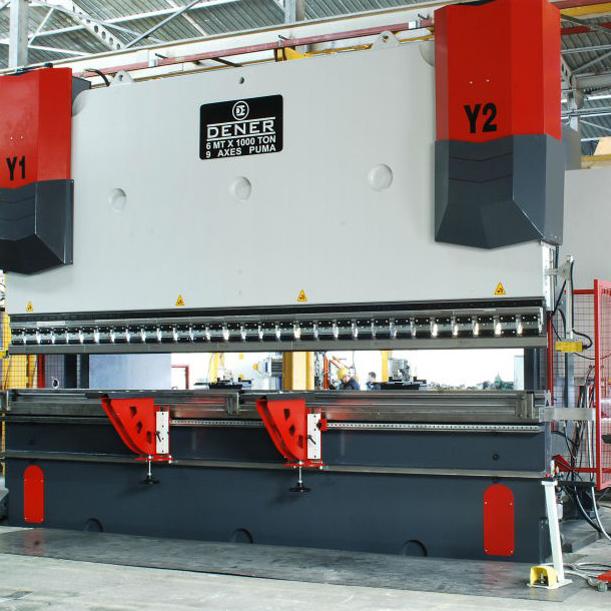 JWF Industries Dener 1000 Ton