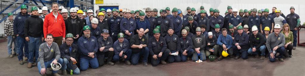 JWF Industries safety