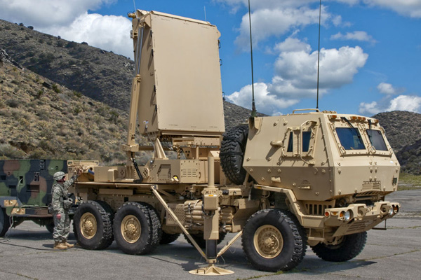 JWF Industries TPQ 53 Mobile Radar